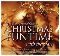 Christmas Funtime With The Stars - V/A Bing Crosby and Peggy Lee CD NEW UK