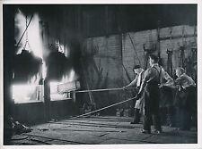 ROYAUME-UNI c. 1950 - Aciérie Britanique  Four de Réchauffage   - Div 7676