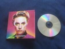 LA ROUX - Supervision (Gatefold CD Album 2020) NEAR MINT