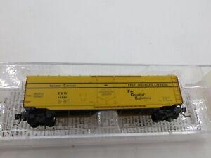 Z Scale Micro-Trains 50700501 Pennsylvania 50' Standard Plug  Boxcar #92869