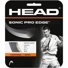 "Head Sonic Pro Edge 16g (""Anthracite"") Tennis String"