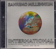 SANREMO - MILLENNIUM - CD - Queen Sting P.Gabriel R.Williams Depeche Mode Inxs