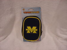 AWESOME MIchigan Wolverines foto Gear Cell Phone/Digital Camera Carry Case, NEW!