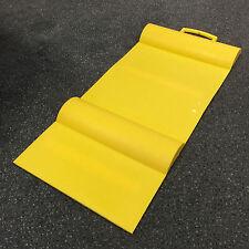 Pair of Park Smart Mat Yellow Parking Guide Garage Mats: Set of 2 (Save!)
