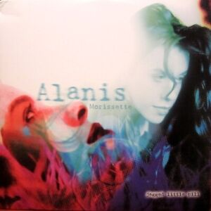 Alanis Morissette Jagged Little Pill 180gm vinyl LP (analogue remaster) NEW/SEAL