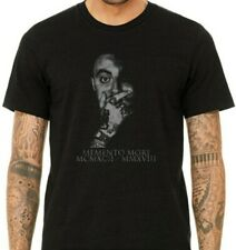 Mac Miller Memento Mori T-shirt Black Heather NEW M Unisex
