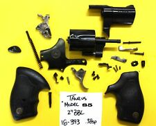 Taurus Model 85 Blued 38 Special Gun Parts Lot All 4 One Price Item # 18-393