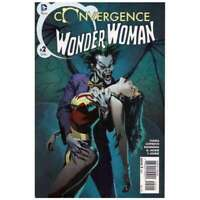 Convergence Wonder Woman #2 in Near Mint condition. DC comics [*rh]