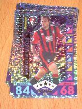 Bournemouth Football Trading Cards Single 2016-2017 Season