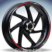 Stickers Wheels Motorcycle Stripes Honda VFR800F VFR800 F Rac4