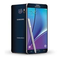SAMSUNG GALAXY NOTE 5 N920V BLU 32 GB BOX SIGILLATO GRADO A++ NO GRAFFI NO USURA