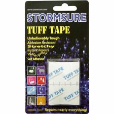 STORMSURE Tuff Tape Waterproof Self Adhesive Pool Tent Airbed Car Drysuit Repair