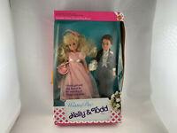 Vintage 1991 Mattel Barbie Doll Wedding Day Kelly & Todd Gift Set 2820 Brand New