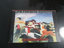 THE ART of the SOUTHWEST POSTCARD BOOK