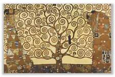 ART POSTER Tree Of Life Gustav Klimt