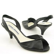CHINESE LAUNDRY BUCANA BLACK SLINGBACK SHOES WOMEN 6 M