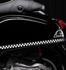 Vespa GT GTS GTV LX LXV PX LML Chequered Panel Stripes......NEW!!