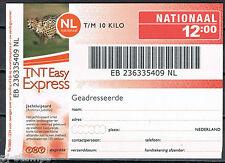 Express zegel TNT 2007 12:00 uur  * ZEER LASTIG MATERIAAL