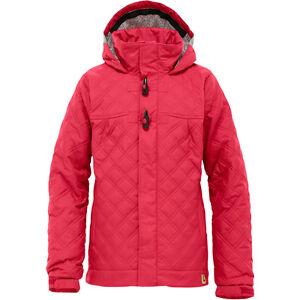 Burton Dulce Jacket Girls Snowboard Ski Waterproof 180g Insulated Pink XL