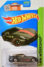 HOT WHEELS 2016 HW WORKSHOP FERRARI 599XX CUSTOM MADE