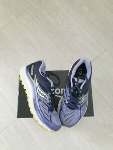 LADIES SAUCONY GUIDE 10 EVERUN TRAINERS SIZE 5.5 RUNNING GYM WITH BOX
