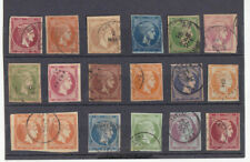 GREECE.1861-1900 A SPECIAL COLLECTION OF HERMES HEADS