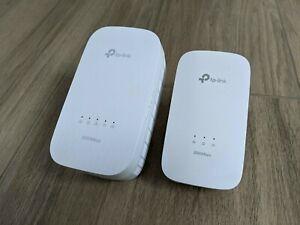 TP Link TL-WPA9610 KIT Powerline Wi-Fi Kit AV 2000 Gigabit Ethernet