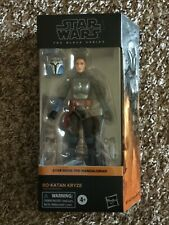 "Star Wars Black Series Bo-Katan Kryze The Mandalorian 6"" Figure"