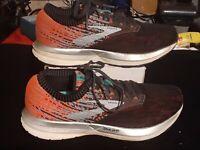 Brooks Ricochet 1202821B678 Women's Running Shoes Size 7.5, Black/Pink