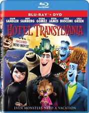 Hotel Transylvania [New Blu-ray] With DVD, UV/HD Digital Copy, Widescreen, 2 P