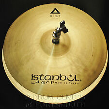 "Istanbul Agop Xist Natural Hi Hat Cymbals 14"" - Video Demo"