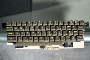 Atari 800 Hi-Tek Mechanical Replacement OEM Keyboard 373-70115A ~FOR PARTS