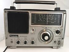 New listing Holiday 2318 Vintage Carrady Multi-Band Am/Fm/Sw Radio Receiver Stereo Player