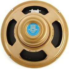 "Celestion Gold Alnico Series 50 watt 8 ohm 12"" guitar speaker made in UK"