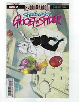 Spider-Gwen Ghost Spider #2 MARVEL COMICS Cover A 1ST  PRINT