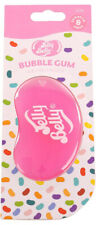 15216 Jelly Belly BUBBLEGUM 3D Bean Air Freshener Car (x1) Hanging Gel Type