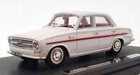 Silas Models 1/43 Scale SM43049b - 1963 Vauxhall FB VX4/90 - Panama White