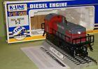 K-Line+2315+Seaboard+Dual+Motor+Pwr%27d+S-2+Diesel+O%2F027+ga+wks+w%2F+Lionel+1991