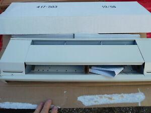 Electric Baseboard Heater 400 Watt 24 in White  240 Volt PATTON or TPI