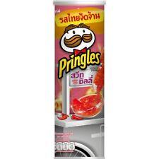 New Limited Original Thai Sweet Chili Pringles Potato Crisps Chips Flavour Halal