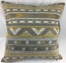 """Aztec Design Large 19""""x19"""" Evans Lichfield Coussin Couverture"""