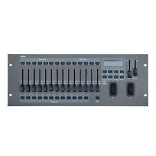 More details for showtec sm-16/2 16 channel dmx lighting desk