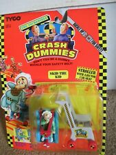 Tyco Action Figure Crash Test Dummies Skid the Kid