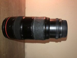 *used* canon 80-200mm f/2.8 l black