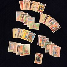111 Garbage Pail Kids Lot (72) OS2 (38) OS3 33 of 38 are non-copyrighted (1)OS10