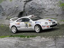 QSP Toyota Celica GT-Four 1:24 #29 Nijhof / Vedders Golden Tulip Rally 2004