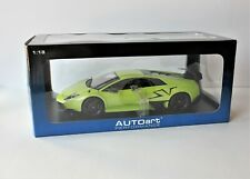 1/18 Autoart Lamborghini Murcielago LP670-4 SV verde ithaca green