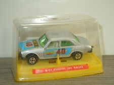 Peugeot 504 Rallye - Guisval 67 Spain 1:64 in Box *41108