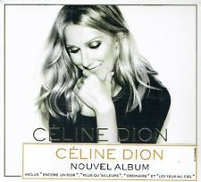 Celine Dion - Encore un soir  CD MUSIC New Sealed Fast Shipping