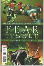 Fear Itself #7 : December 2011 : Marvel Comics
